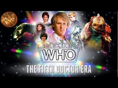 Doctor Who: The Fifth Doctor Era Ultimate Trailer - Starring Peter Davison (видео)
