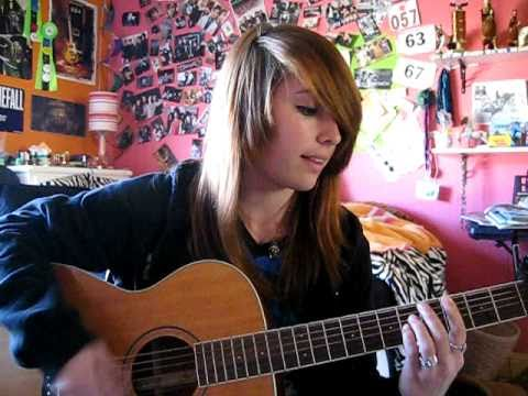 Make Me Wanna Die-The Pretty Reckless (cover)