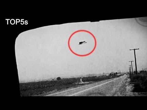 i 5 casi di ufo più documentati