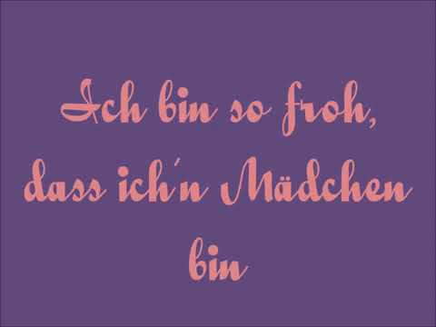 Lucilectric - Mädchen (HD) (Lyrics)
