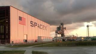 CRS-10 Launch Marks Return of LC-39A by Kennedy Space Center