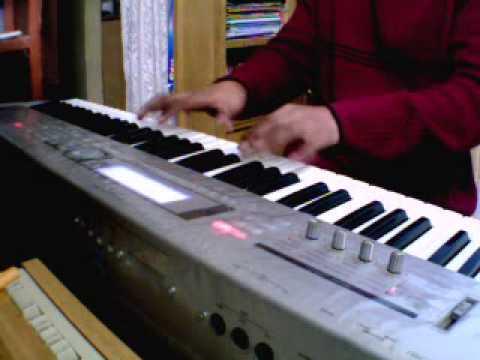 Joe Arroyo - La rebelion piano de celula