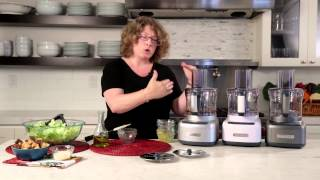 Elemental 8 Cup Food Processor Demo Video Icon