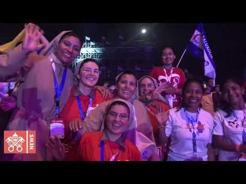 Panama 2019, Nhạc Hội Sau Thánh Lễ Khai Mạc, 2019-01-22