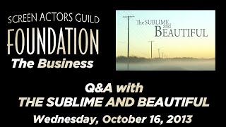 Nonton The Business  Q A With The Sublime And Beautiful Film Subtitle Indonesia Streaming Movie Download