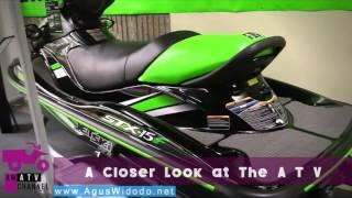 8. Kawasaki STX 15F Jet Ski 2017