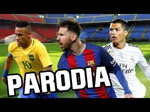 La Mejor Canción de Fútbol (Parodia Justin Bieber - Despacito Remix)