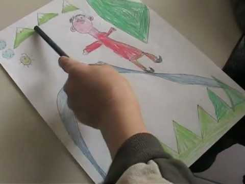 I bambini disegnano Dio (attività in aula)