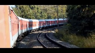 Durg India  city photo : KOTA to DURG - Full Journey Via BHOPAL (Part 2) : INDIAN RAILWAYS