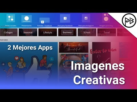 Frases para fotos - 2 Mejores Apps para crear imágenes creativas  (Guía Completa) 2017