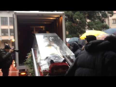 L'arrivo di don Bosco a Varese