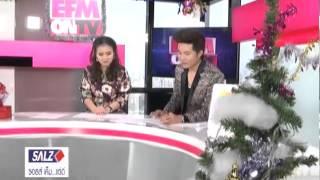 EFM ON TV 30 December 2013 - Thai TV Show