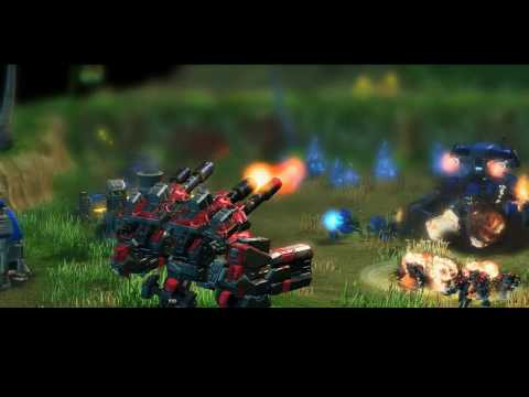 StarCraft 2 - Reloaded Trailer (Unofficial) (HD)
