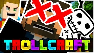 Minecraft | THE SSUNDEE DEATH TROLL!! + Princess Achievement - Troll Craft