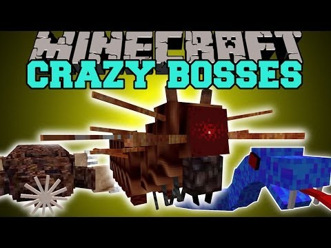 bosses - New Bosses and Dungeons in the OreSpawn Mod update! Enjoy the video? Help me out and share it with your friends! Like my Facebook! http://www.facebook.com/pages/PopularMMOs/327498010669475...