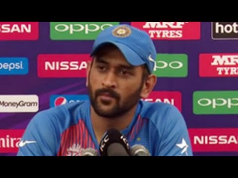 India vs West Indies - our spinners struggle when there is dew: Dhoni