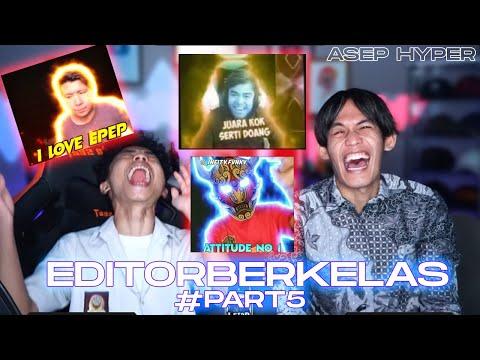 EDITOR BERKELAS PART 5 !!!  KANG DRAMA