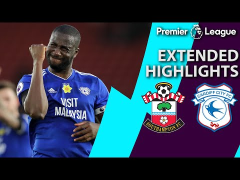 Video: Southampton v. Cardiff City | PREMIER LEAGUE EXTENDED HIGHLIGHTS | 2/9/19 | NBC Sports