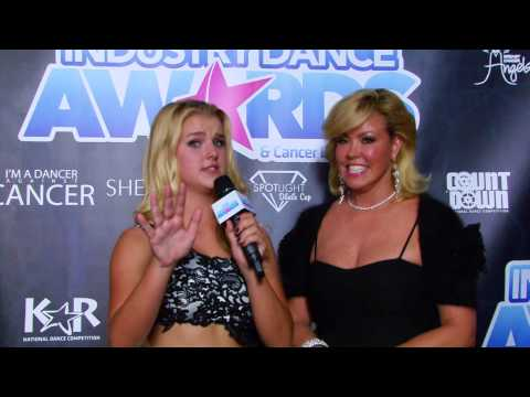 SYTYCD Judge Mary Murphy on Industry Dance Awards Red Carpet
