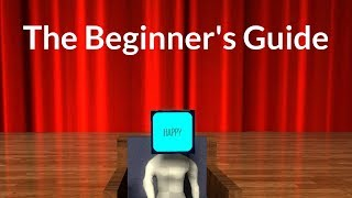 Video The Beginner's Guide: The Death of the Critic MP3, 3GP, MP4, WEBM, AVI, FLV Oktober 2018