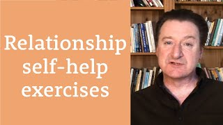Introduction to relationship self help exercises