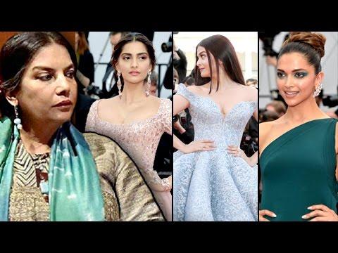 Cannes 2017 : Shabana Azmi SHUTS TROLLERS, Defends