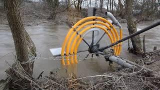Video Water wheel pump MP3, 3GP, MP4, WEBM, AVI, FLV Januari 2019
