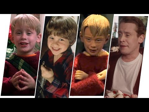 Home Alone Evolution in Movies & TV (2018)