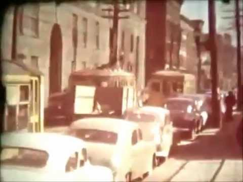 Halifax - Super rare footage of Halifax NS,from the 1940s 1950s and 1960s.