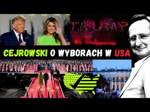 SDZ74/4 Cejrowski: Amerykanie chcą wielkiej Ameryki  2020/8/31 Radio WNET