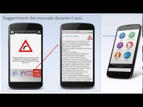 Video of Quiz Patente 2014 + Manuale