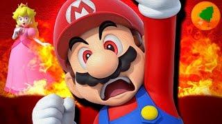 Mario's Hidden Truth: He HATES Peach!