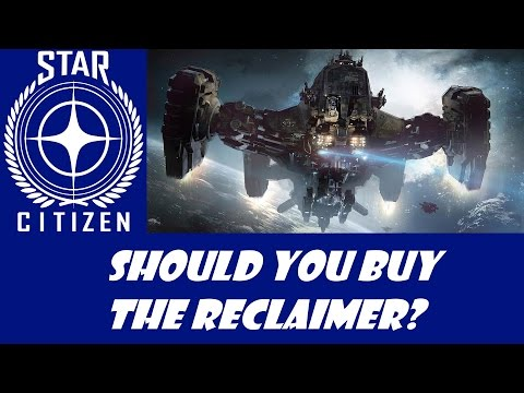 buy - The Reclaimer is on sale now through the RSI website on a concept sale. Is it worth your money? Should you buy? Watch and find out! Link to buy: https://robertsspaceindustries.com/pledge/Standalon...