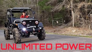8. RXR PERFORMANCE TUNED LIFTED ROXOR!!!