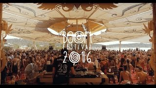 DJ Bayawaka  Chill Out Gardens Boom Festival 2016 HD Movie