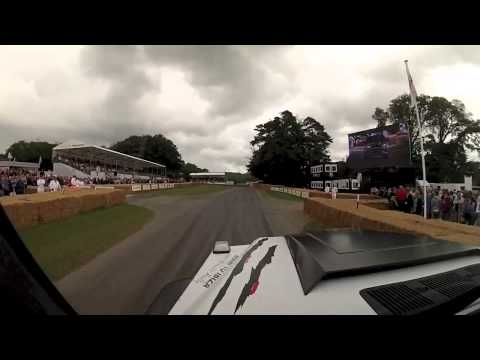 2014  Brabus G700 on Goodwood Festival of Speed