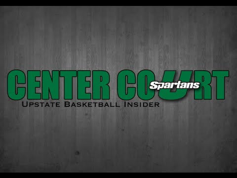 Center Court: Upstate Basketball Insider - Episode 6 - Dec. 17, 2014