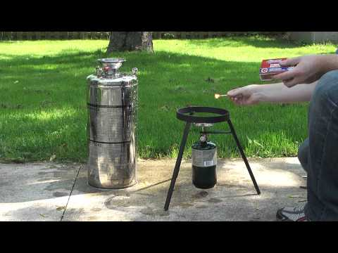 Zodi Outback Gear Extreme SC Camp Shower