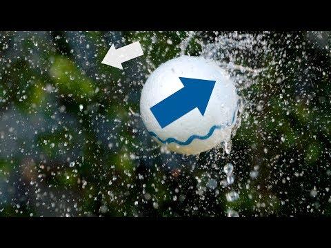 Hydrodynamic Levitation! - Veritasium