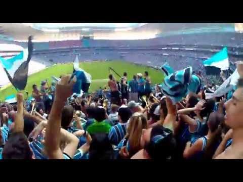 Venho do Bairro da Azenha - Geral do Grêmio - Grêmio