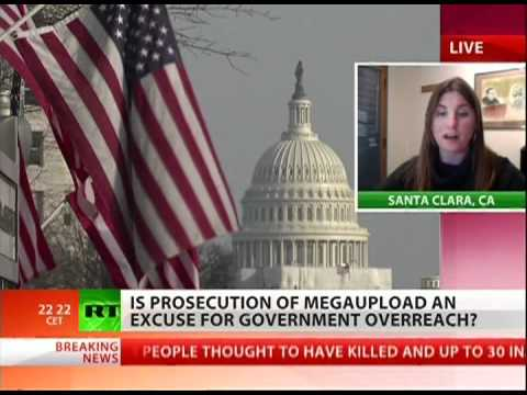 infringement - The MegaUpload scandal is a perfect example of how the US government doesn't let anyone get in their way of going after cases of alleged copyright infringeme...