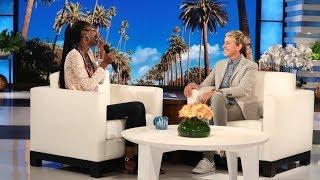 Video Ellen Taught This Fan How to Speak English MP3, 3GP, MP4, WEBM, AVI, FLV Juli 2018