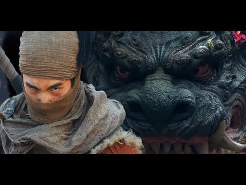 Super Action Movies 2018#Hunter Dragon Excellent Monster Movie Chinese New 2018 English Subtitles