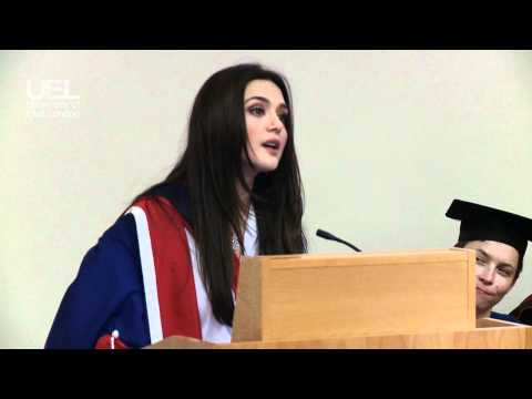 Preity Zinta at the University of East London receiving an Honorary Doctorate