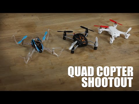 Micro FPV Quadcopter Shootout | Flite Test