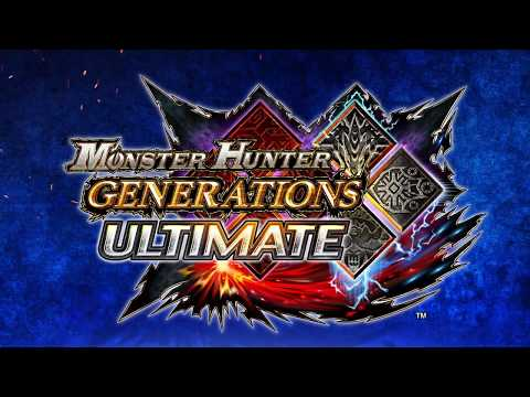 Trailer d'annonce de Monster Hunter Generations Ultimate