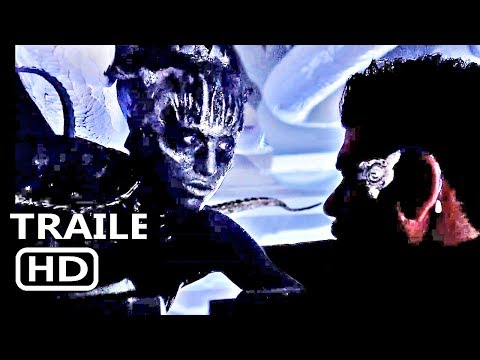 CROSSBREED Official Trailer (2019) Sci-Fi Horror Movie