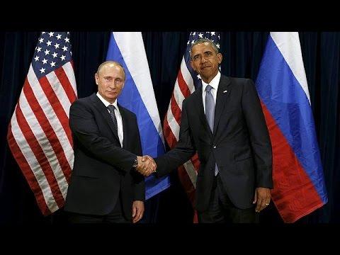 Ομπάμα-Πούτιν: «Αγκάθι» για το συριακό το μέλλον του Άσαντ