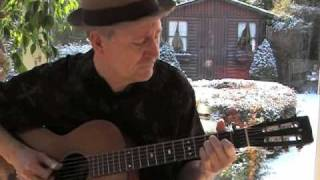 Hey, Hey Hey, Babe - Acoustic Fingerpicking Blues