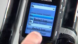 Pairing your ANT+ enabled power meter to the Edge 705 is simple, thanks to embedded wireless technology. Jake shows you...